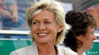 سیلویا ناید، سرمربی تیم ملی فوتبال آلمان