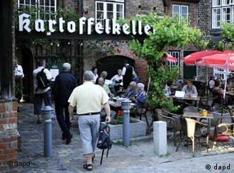 Este restaurante de Lübeck condujo a la planta de germinados.