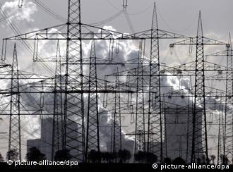 The RWE coal power plan in Niederaussem