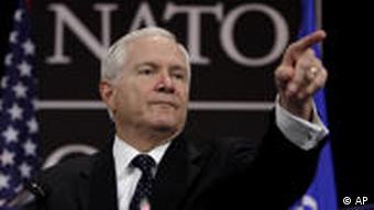 رابرت گیتس، وزیر دفاع کنونی آمریکا