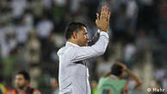 Ali Daie Trainer von Persopolis Teheran