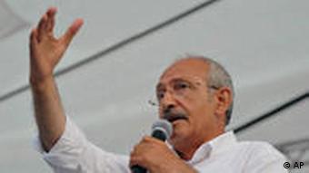 Türkei Wahl Wahlen 2011 Kemal Kılıçdaroğlu