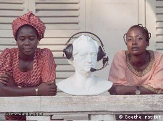 Im Namen Goethes - Zwei Sprachschülerinnen des Goethe-Instituts Anfang der siebziger Jahre