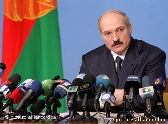 Rais wa Belarus, Alexander Lukaschenko