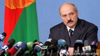 Александр Лукашенко (фото из архива)