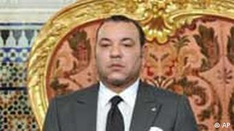 König Mohammed VI (Foto: dapd)