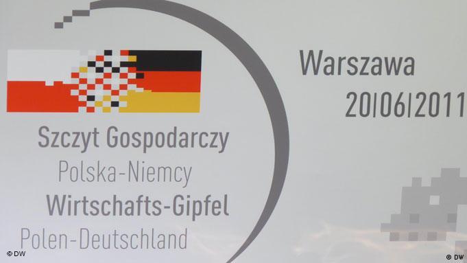 Deutsch-polnischer Wirtschaftsgipfel in Warschau 2011