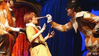 Pinocchio erstmals als Oper aufgeführt