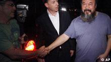Ai Weiwei China Künstler Freilassung Gefängnis