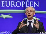 Herman Van Rompuy, viitorul șef al guvernului zonei euro?