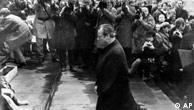 Histórico fue el gesto de Brandt de arrodillarse ante el monumento a los Héroes Judíos en Varsovia.