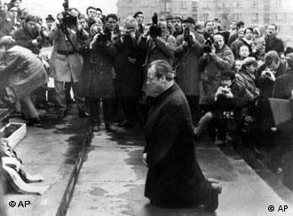 Willi Brandt 7 grudnia 1970 roku w Warszawie