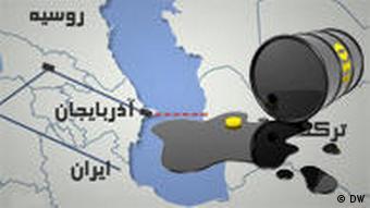 آلودگی نفتی بزرگترین تهدید زیست محیطی دریای خزر است.