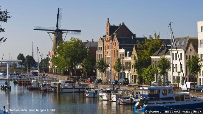 Нідерландці навчилися відвойовувати територію в моря, то чому б не звести й власну гору