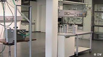 Laboratory equipment produced by Waldner