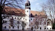 Das Augustinerkloster in Wittenberg