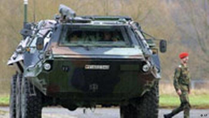 Fuchs-Spürpanzer