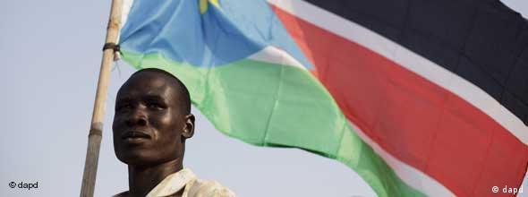 NO FLASH Unabhängigkeit Südsudan Symbolbild