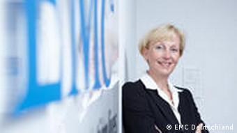 Sabine Bendiek (Foto: EMC Deutschland)