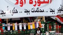 Ägypten Kairo Proteste