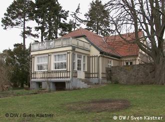 Hans-Fallada-Haus in Carwitz (Foto: DW / Sven Kästner)