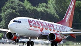EasyJet Boeing