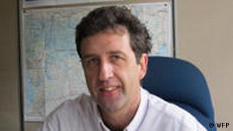 David Orr, of the UN World Food Programme in Nairobi