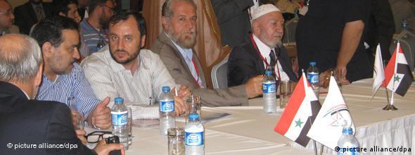 کنفرانس مخالفان رژیم سوریه در استانبول، برنامهای چهار مادهای برای سرنگونی اسد و گذار به دمکراسی ارائه داد