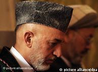 حامد کرزای، رئیسجمهور افغانستان