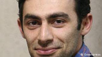 حمیدرضا میرزاده سردبیر خبرگزاری سبزپرس