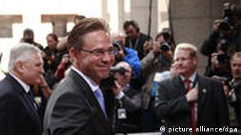 Brüssel EURO-Sondergipfel 21. Juli 2011