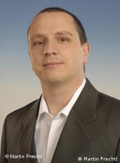 Der Chemiker Martin H.G. Prechtl (Foto: Martin H.G. Prechtl)