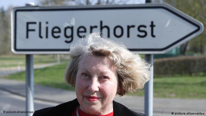 Fliegerhorst Büchel Atomwaffenstationierung Elke Koller Klägerin Flash-Galerie