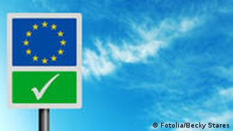 Fotolia 22356697 Political issues series: 'yes to the EU'. © Becky Stares