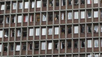 Verletzte bei Explosion in Regierungsviertel in Oslo