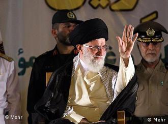 آیتالله خامنهای، رهبر جمهوری اسلامی