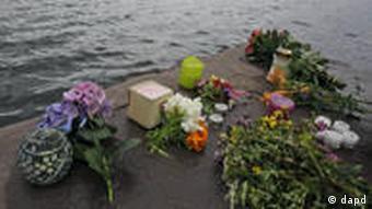 Norwegen Anschläge Juli 2011 Utoya Trauer