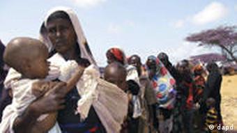 Somalia Hungerkrise Lebensmittel Not Juli 2011