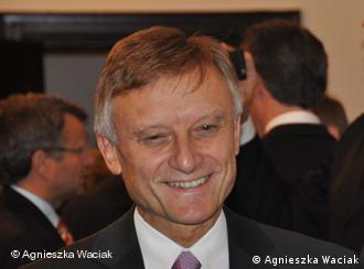 Marek Prawda ist Botschafter der Republik Polen in Berlin Das Bild wurde am 22. November im Polnischen Konsulat in Köln gemacht. Foto: Agnieszka Waciak / Generalkonsulat der Republik Polen in Köln