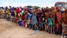 Dossierbild Horn von Afrika Ostafrika Somalia Hungersnot Hungerskatastrophe Bild 3