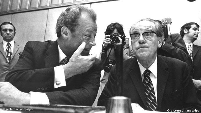 ostpolitik were aims brandt s ostpolitik and did he seek