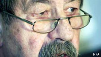 Günter Grass Porträtaufnahme