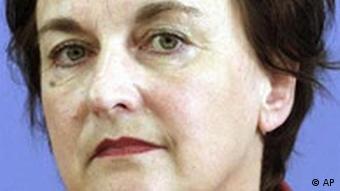 Brigitte Zypries, Justizministerin