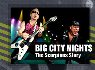 The Scorpions say goodbye in a global tour filmed by DW | Music | DW