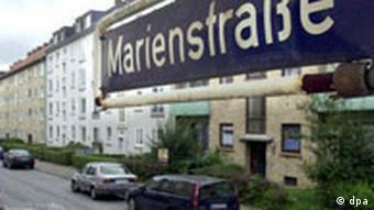 Auf der Spur der Hamburger Terrorzelle: Marienstraße 54 mit Thumbnail