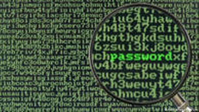 Symbolbild Internet Hacker Sicherheit Computer www Passwort (Fotolia/Yong Hian Lim)