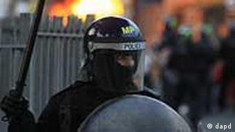 Riots in England in August