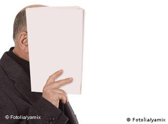 Fotolia 16634127 Businessman covering his face © yamix