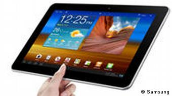 Galaxy Tab 10.1 (Foto: samsung)