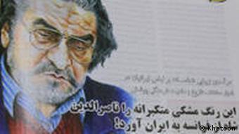 مهدی کلهر با اشاره به چادر مشکی: این رنگ مشکی متکبرانه را ناصرالدینشاه از فرانسه به ایران آورد